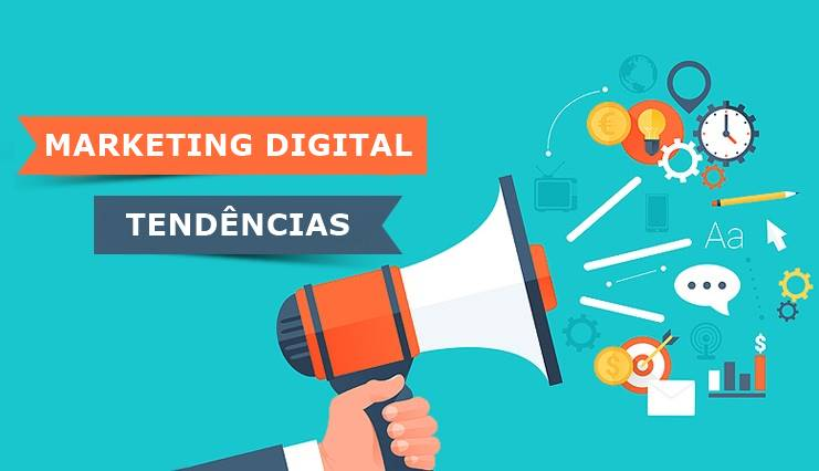 Tendências Do Marketing Digital Para 2018