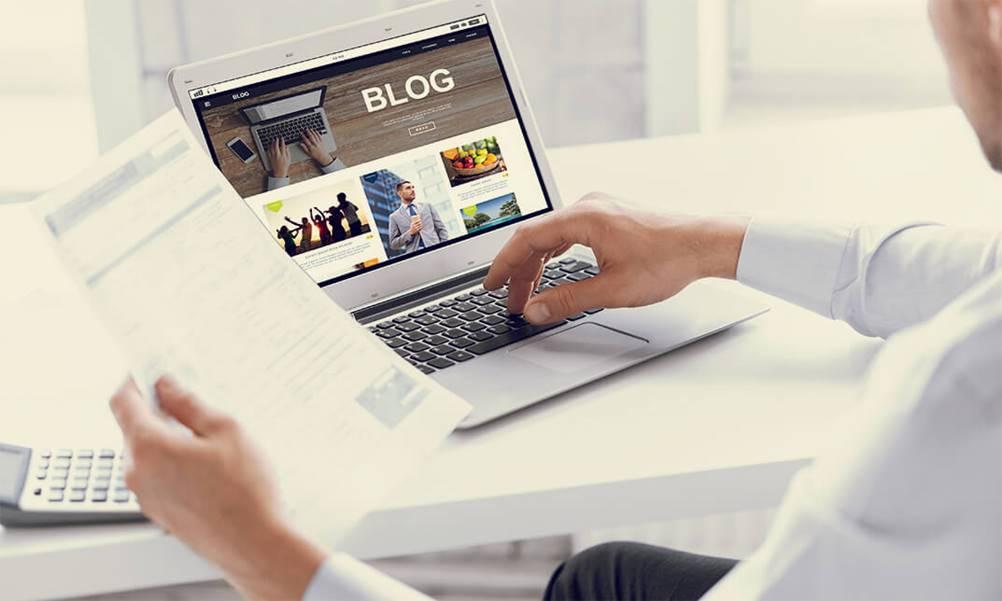 A Importância de um Blog no Seu Projeto Online