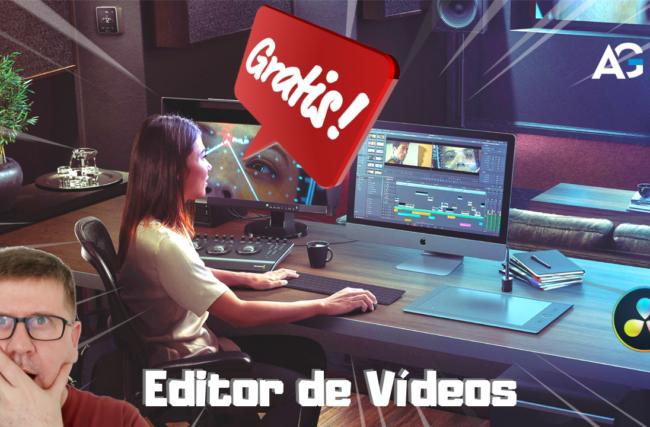 Editor de Vídeos – Conheça o Melhor do Mundo