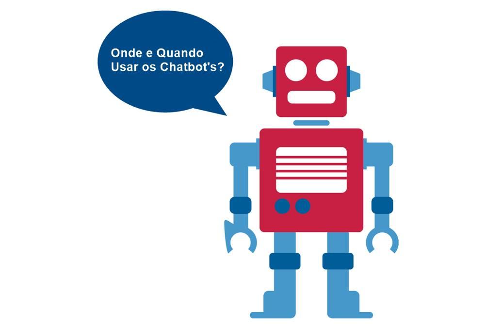 Onde e Quando Usar o Chatbot
