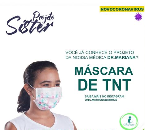 Aprenda a Fazer Máscaras de Proteção Respiratória